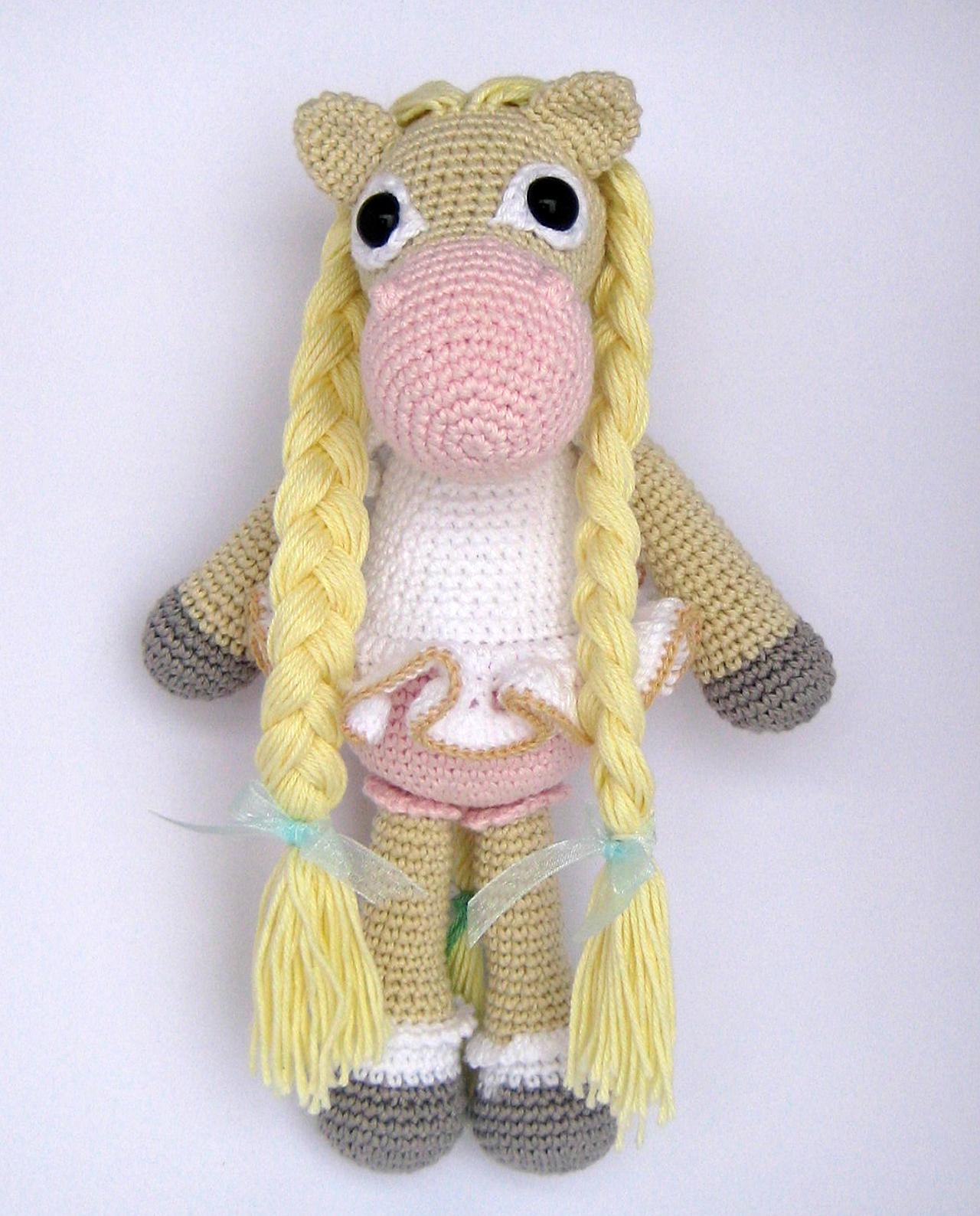 Bibi – wzór   Stuffed toys patterns, Amigurumi toys, Amigurumi   1588x1280