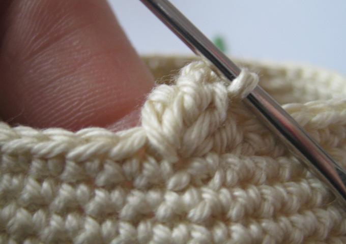 Jak zrobić pęczek na szydełku