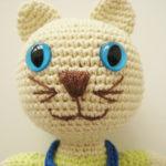 Kot amigurumi. Wzory maskotek szydełkowych po polsku