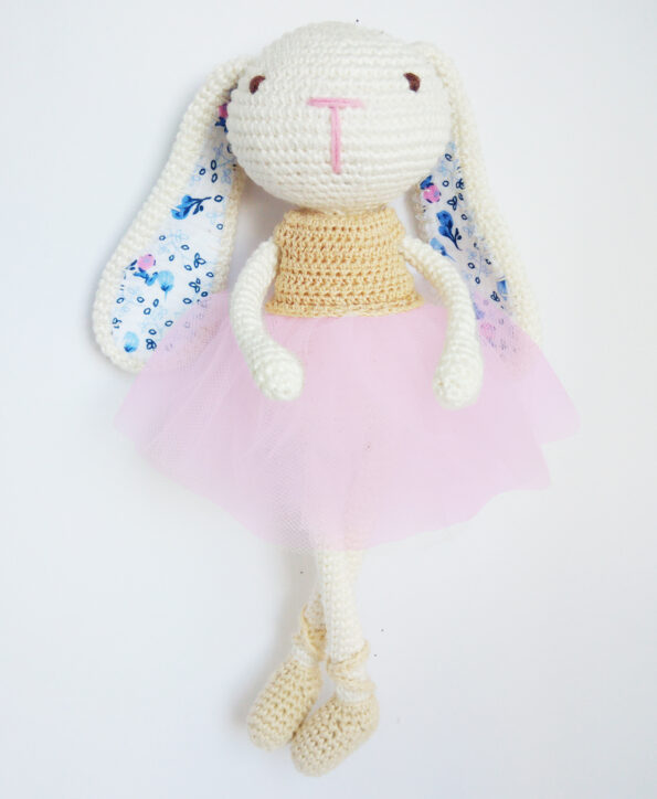Króliczka balerina